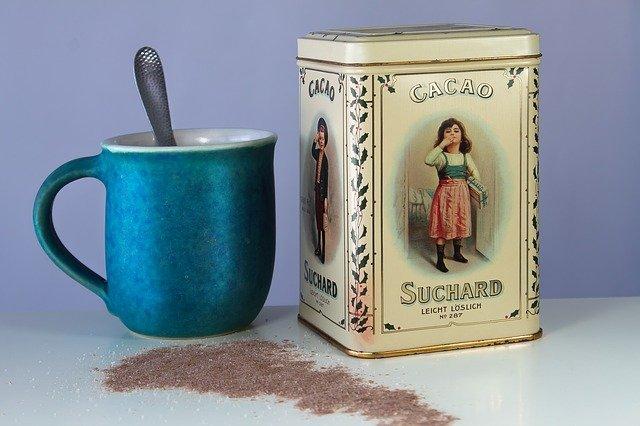 plechovka na kakao