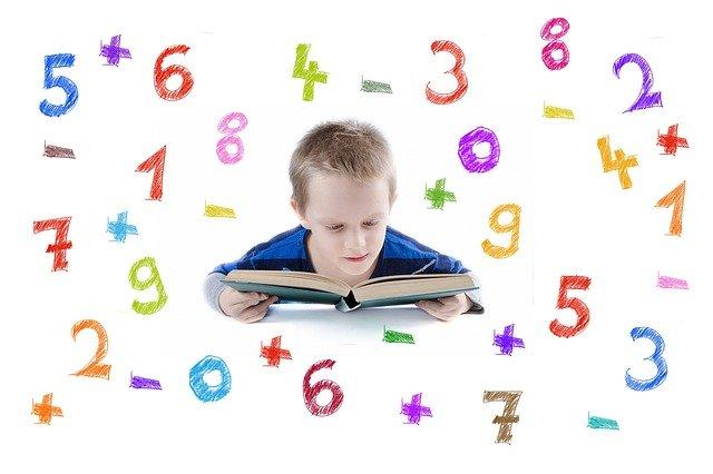 učení počítat