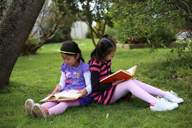 malé čtenářky