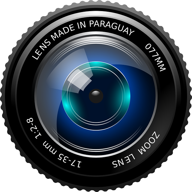 objektiv kamery