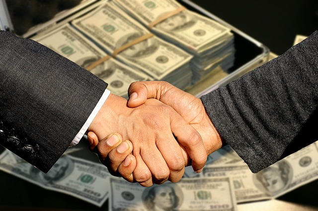 uzavření finanční smlouvy