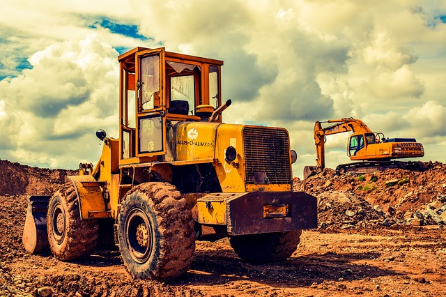 Zemní práce, to není jenom úprava terénu