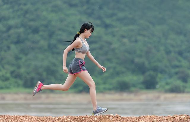 běh asiatky