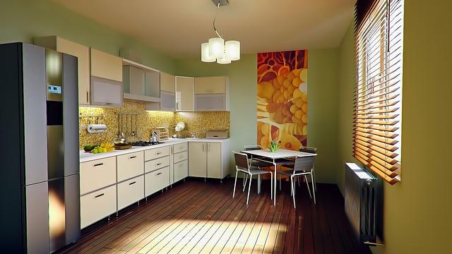 možnost designu kuchyně