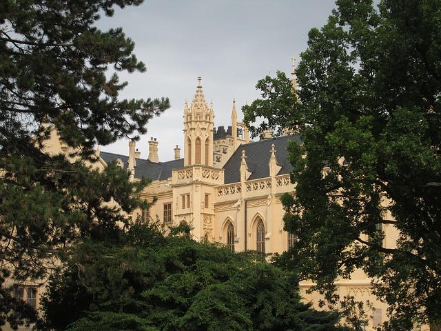 zámek Lednice